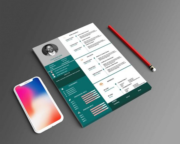 professional cv design rustenburg