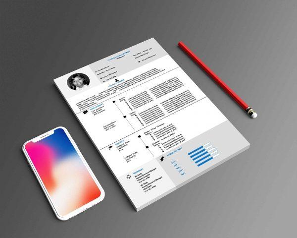 professional cv design johannesburg
