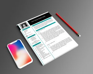 cv template south africa 2019 word